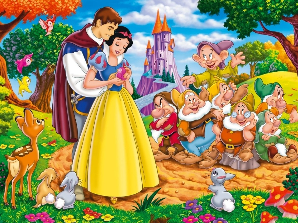 Snow White Dwarfs